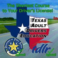 texas adult drivers education online 6 hour course for DPS